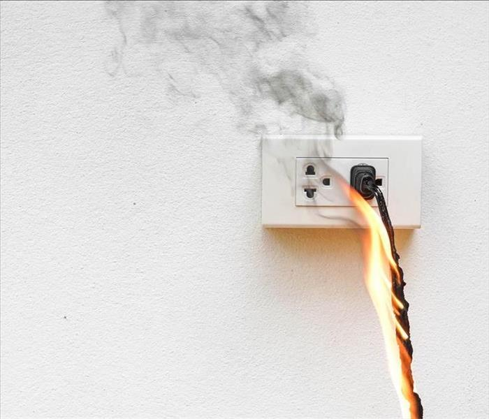 Astounding 6 Leading Causes Of Home Fires Servpro Of Greater Shawnee Merriam Wiring Digital Resources Dimetprontobusorg